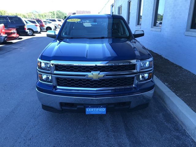 2015 Silverado 1500 Double Cab 4x4,  Pickup #62026 - photo 6