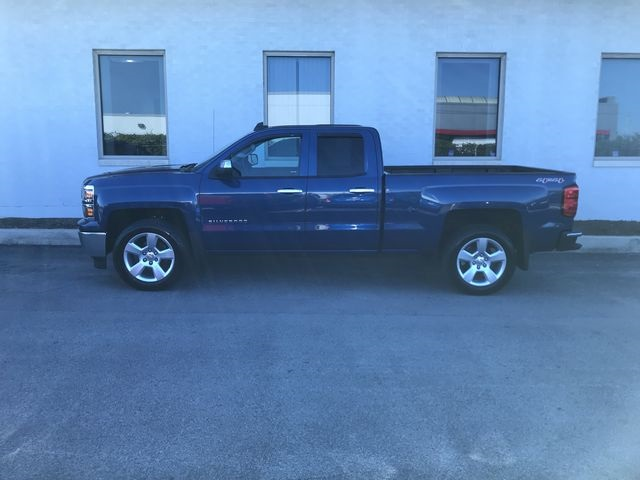2015 Silverado 1500 Double Cab 4x4,  Pickup #62026 - photo 2