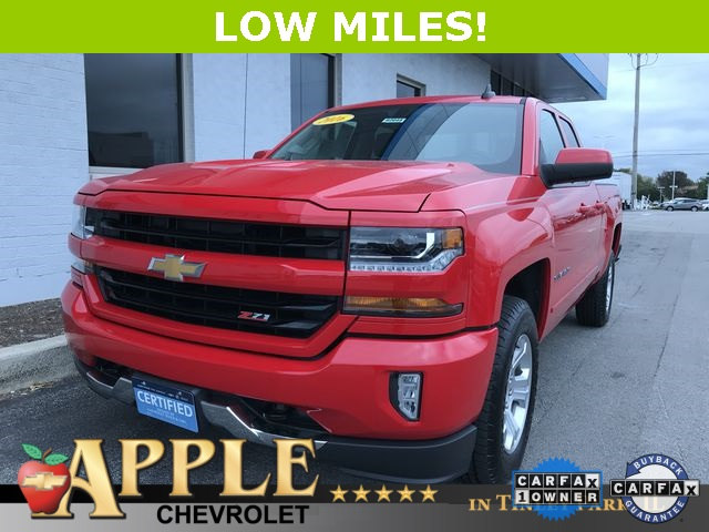 2016 Silverado 1500 Double Cab 4x4,  Pickup #62044 - photo 1
