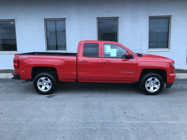2016 Silverado 1500 Double Cab 4x4,  Pickup #62044 - photo 12