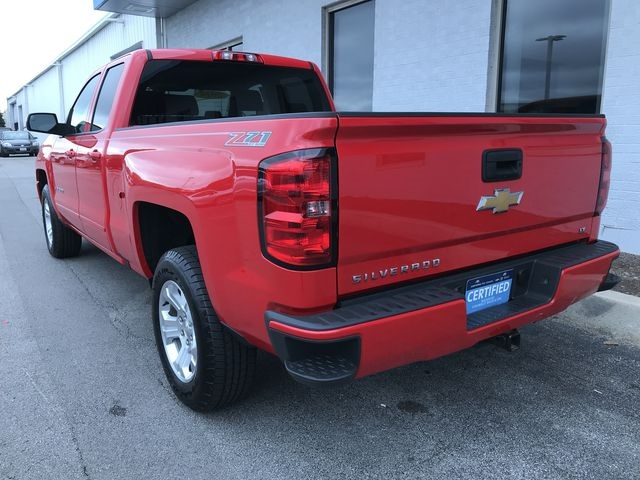 2016 Silverado 1500 Double Cab 4x4,  Pickup #62044 - photo 9