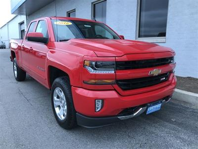 2016 Silverado 1500 Double Cab 4x4,  Pickup #62044 - photo 13