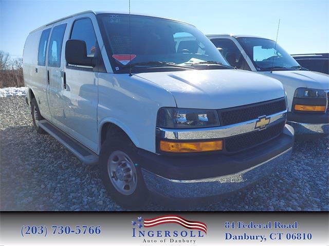 2018 Chevrolet Express 2500 4x2, Empty Cargo Van #A908643 - photo 1