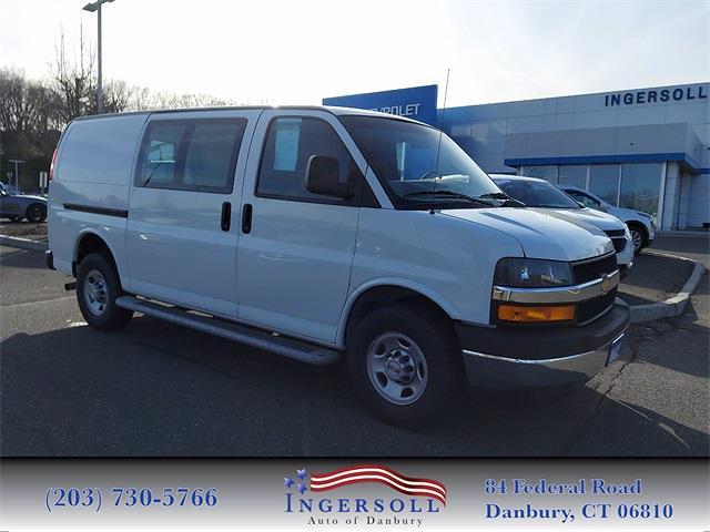 2018 Chevrolet Express 2500 4x2, Empty Cargo Van #A909358 - photo 1