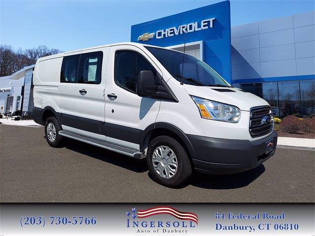 2018 Ford Transit 250 Low Roof 4x2, Empty Cargo Van #AB16793 - photo 1