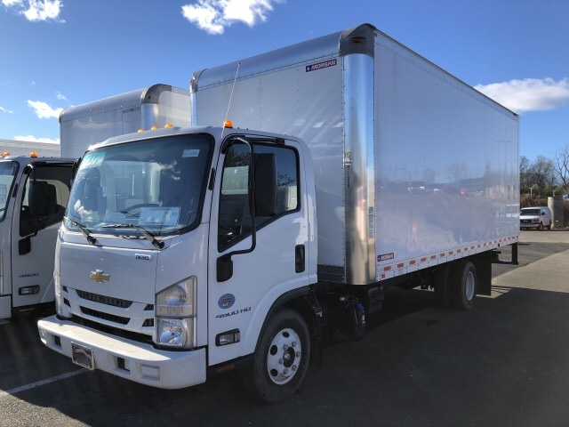 2017 LCF 4500HD Regular Cab 4x2,  Morgan Dry Freight #N002883 - photo 1