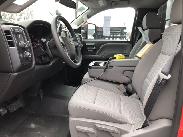 2019 Silverado 3500 Regular Cab DRW 4x4,  Air-Flo Dump Body #N105423 - photo 8