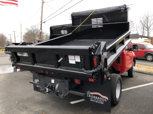 2019 Silverado 3500 Regular Cab DRW 4x4,  Air-Flo Dump Body #N106876 - photo 5