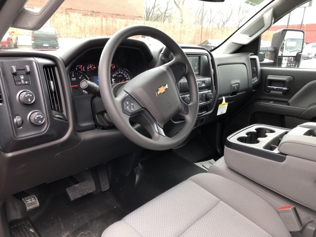 2019 Silverado 3500 Regular Cab DRW 4x4,  Air-Flo Dump Body #N106876 - photo 8