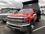 2019 Silverado 3500 Regular Cab DRW 4x4,  Air-Flo Dump Body #N106876 - photo 1