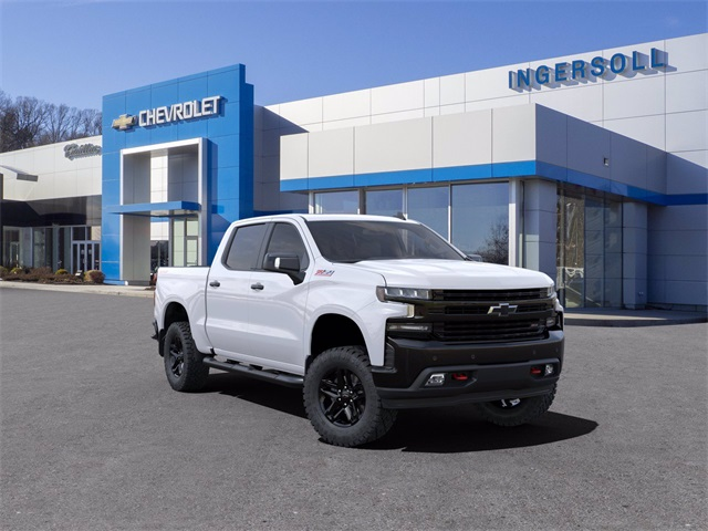 2021 Chevrolet Silverado 1500 Crew Cab 4x4, Pickup #N165274 - photo 1