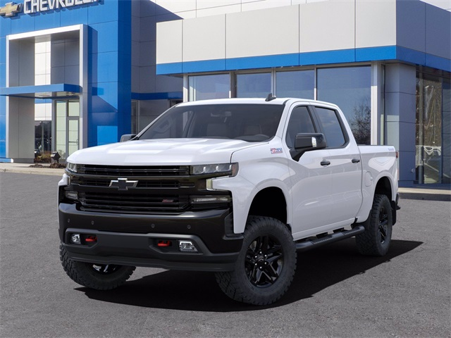 2021 Chevrolet Silverado 1500 Crew Cab 4x4, Pickup #N165274 - photo 6