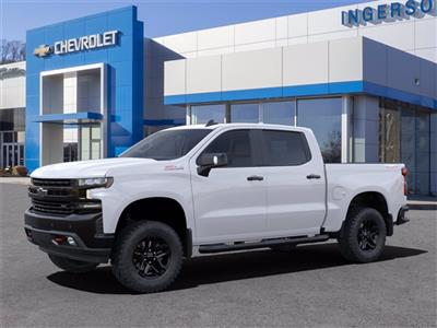 2021 Chevrolet Silverado 1500 Crew Cab 4x4, Pickup #N165274 - photo 3