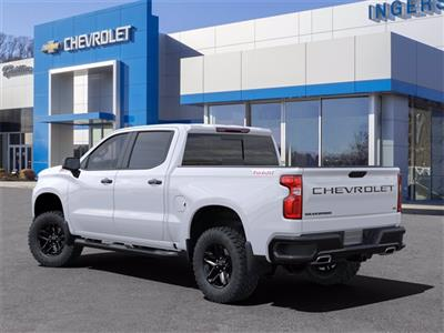 2021 Chevrolet Silverado 1500 Crew Cab 4x4, Pickup #N165274 - photo 4