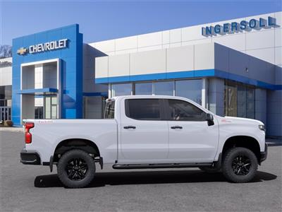 2021 Chevrolet Silverado 1500 Crew Cab 4x4, Pickup #N165274 - photo 5