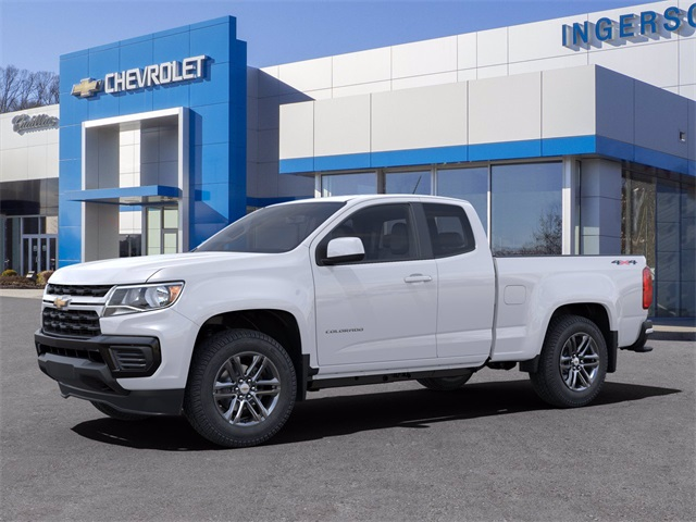 2021 Chevrolet Colorado Extended Cab 4x4, Pickup #N184516 - photo 3