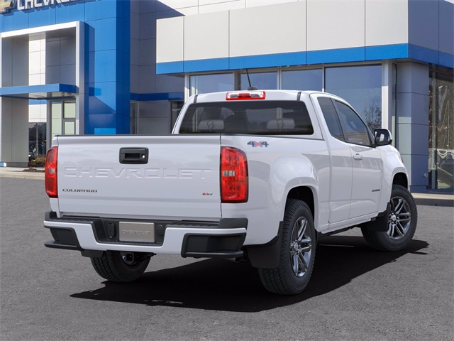 2021 Chevrolet Colorado Extended Cab 4x4, Pickup #N184516 - photo 2