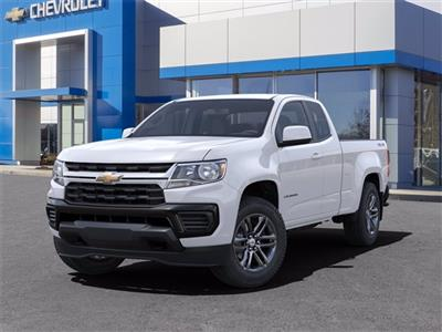2021 Chevrolet Colorado Extended Cab 4x4, Pickup #N184516 - photo 6