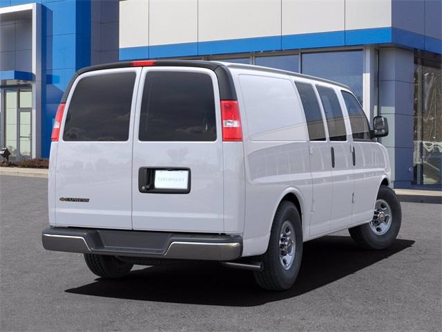2021 Chevrolet Express 2500 4x2, Empty Cargo Van #N189263 - photo 1