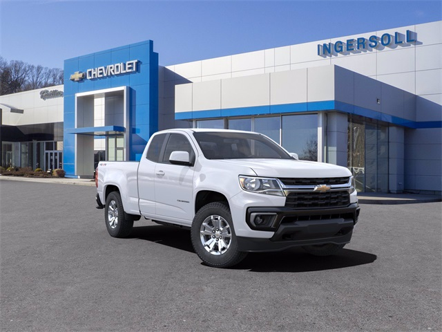 2021 Chevrolet Colorado Extended Cab 4x4, Pickup #N194315 - photo 1