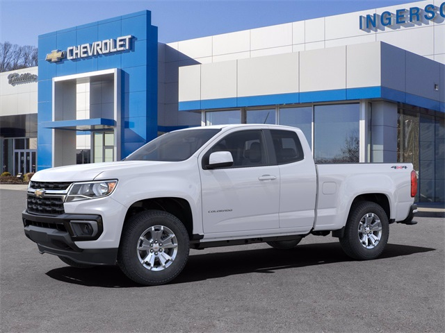 2021 Chevrolet Colorado Extended Cab 4x4, Pickup #N194315 - photo 3