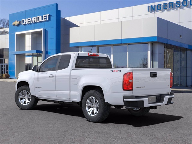 2021 Chevrolet Colorado Extended Cab 4x4, Pickup #N194315 - photo 4