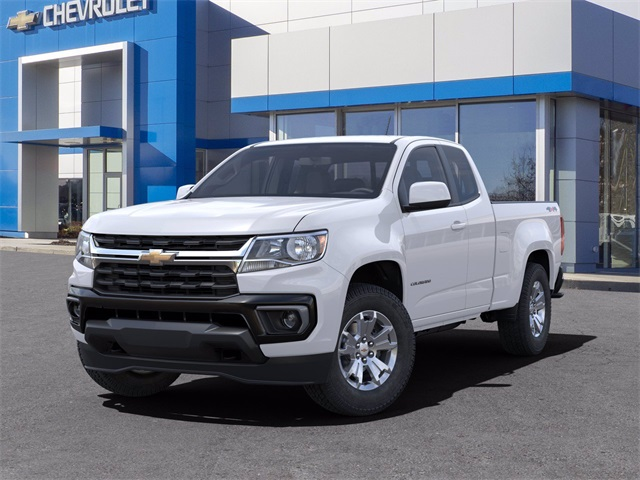 2021 Chevrolet Colorado Extended Cab 4x4, Pickup #N194315 - photo 6