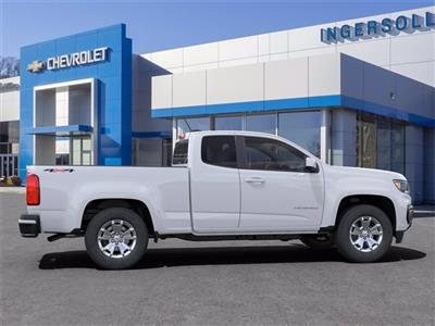 2021 Chevrolet Colorado Extended Cab 4x4, Pickup #N194315 - photo 5