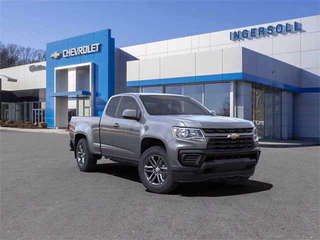2021 Chevrolet Colorado Extended Cab 4x4, Pickup #N200511 - photo 1