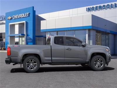 2021 Chevrolet Colorado Extended Cab 4x4, Pickup #N200511 - photo 5