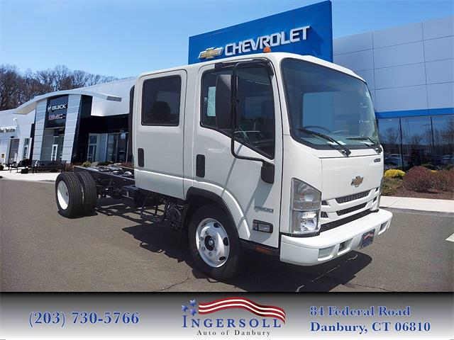 2021 Chevrolet LCF 4500 Crew Cab 4x2, Cab Chassis #N202187 - photo 1