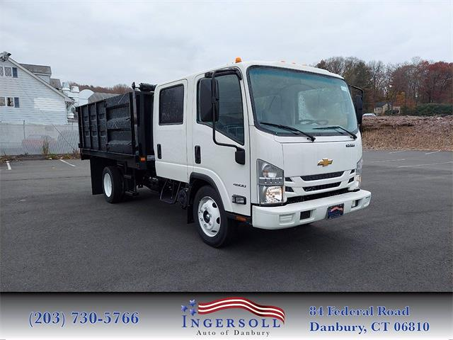 2021 Chevrolet Low Cab Forward 4x2, Cab Chassis #N202188 - photo 1
