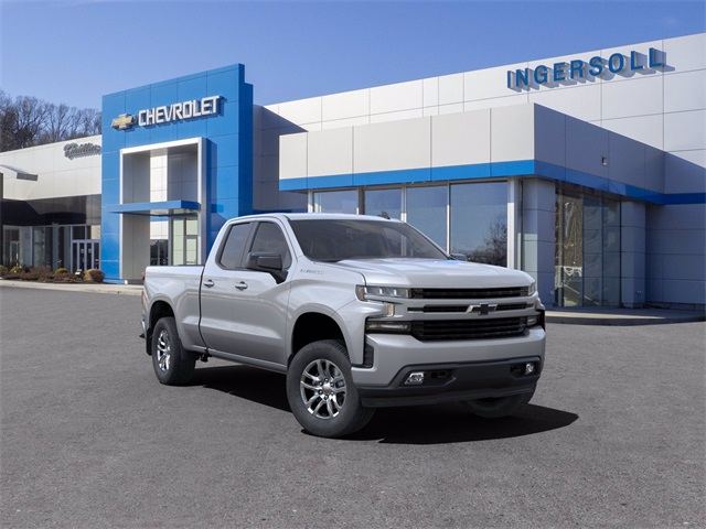 2021 Chevrolet Silverado 1500 Double Cab 4x4, Pickup #N208178 - photo 1