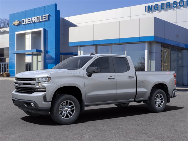 2021 Chevrolet Silverado 1500 Double Cab 4x4, Pickup #N208178 - photo 3