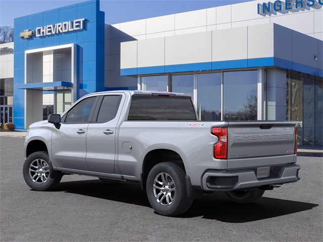 2021 Chevrolet Silverado 1500 Double Cab 4x4, Pickup #N208178 - photo 4