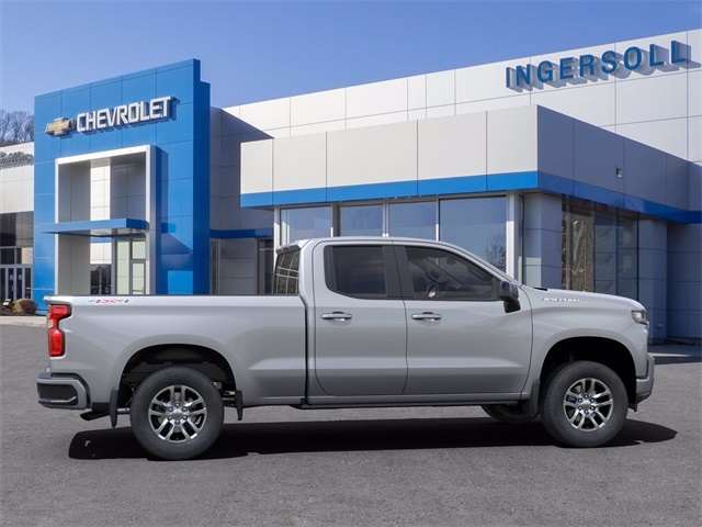 2021 Chevrolet Silverado 1500 Double Cab 4x4, Pickup #N208178 - photo 5