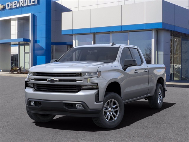 2021 Chevrolet Silverado 1500 Double Cab 4x4, Pickup #N208178 - photo 6