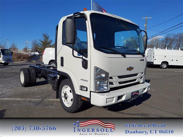 2020 Chevrolet Low Cab Forward 4x2, Cab Chassis #N209369 - photo 1