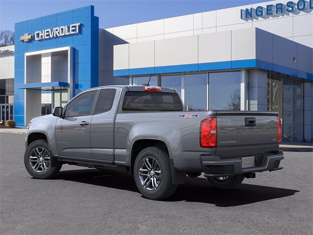 2021 Chevrolet Colorado Extended Cab 4x4, Pickup #N211355 - photo 4