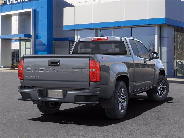 2021 Chevrolet Colorado Extended Cab 4x4, Pickup #N211355 - photo 2