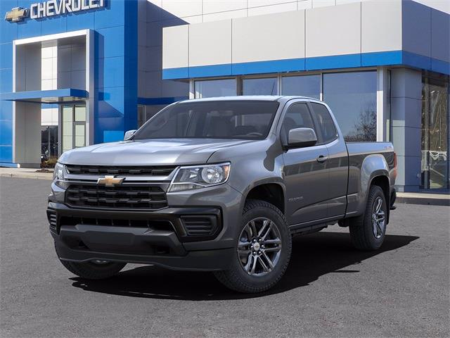 2021 Chevrolet Colorado Extended Cab 4x4, Pickup #N211355 - photo 6