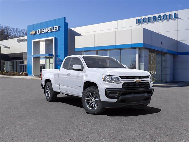2021 Chevrolet Colorado Extended Cab 4x4, Pickup #N214529 - photo 1