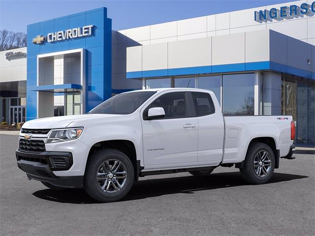 2021 Chevrolet Colorado Extended Cab 4x4, Pickup #N214529 - photo 3