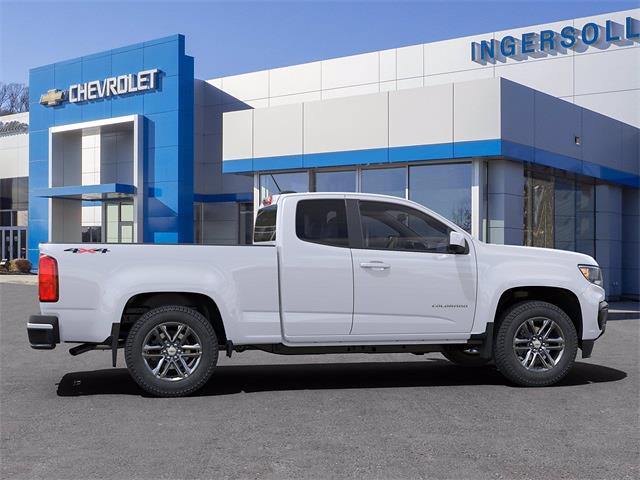 2021 Chevrolet Colorado Extended Cab 4x4, Pickup #N214529 - photo 5