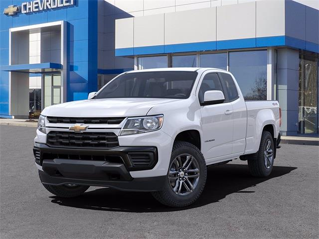 2021 Chevrolet Colorado Extended Cab 4x4, Pickup #N214529 - photo 6