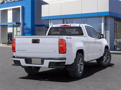 2021 Chevrolet Colorado Extended Cab 4x4, Pickup #N214529 - photo 2