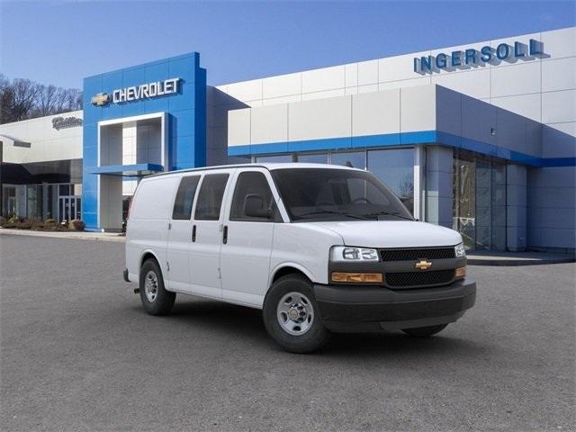 2020 Chevrolet Express 2500 RWD, Empty Cargo Van #N215162A - photo 1
