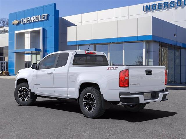 2021 Chevrolet Colorado Extended Cab 4x4, Pickup #N221359 - photo 4
