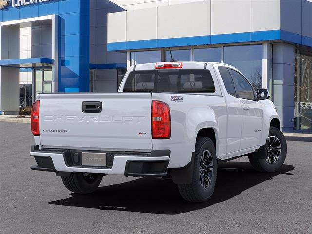 2021 Chevrolet Colorado Extended Cab 4x4, Pickup #N221359 - photo 2
