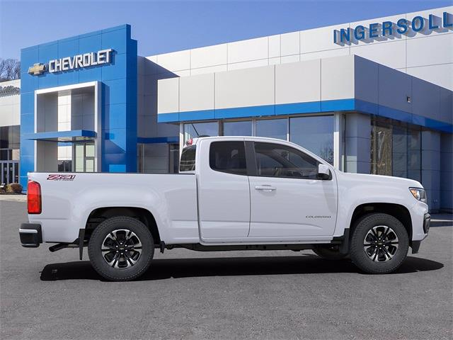 2021 Chevrolet Colorado Extended Cab 4x4, Pickup #N221359 - photo 5